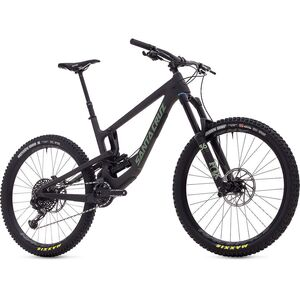 Santa Cruz Bicycles Nomad Carbon S Complete Mountain Bike