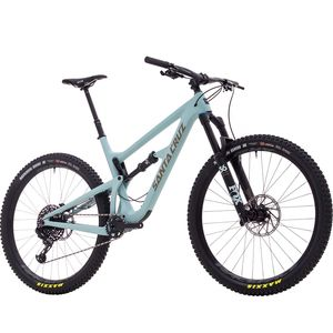 Santa Cruz Bicycles Hightower LT Carbon S Complete Mountain Bike