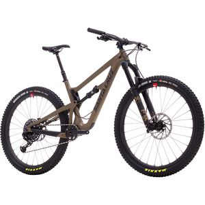 Santa Cruz Bicycles Hightower LT Carbon S Reserve Complete Mountain Bike