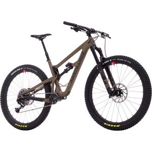 Santa Cruz Bicycles Hightower LT Carbon CC X01 Eagle Reserve Mountain Bike