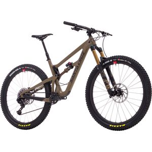 Santa Cruz Bicycles Hightower LT Carbon CC XX1 Eagle Reserve Mountain Bike