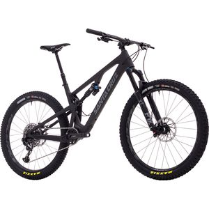 Santa Cruz Bicycles 5010 Carbon CC 27.5+ X01 Eagle Complete Mountain Bike
