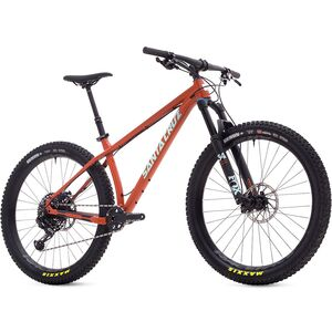 Santa Cruz Bicycles Chameleon 27.5+ S Complete Mountain Bike