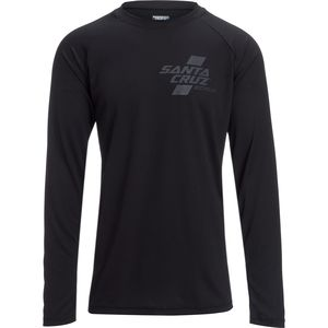 Santa Cruz Bicycles Tech Long-Sleeve Shirt- Men's