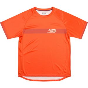 Santa Cruz Bicycles Dash Short-Sleeve Trail Jersey - Men's