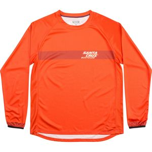 Santa Cruz Bicycles Dash Long-Sleeve Trail Jersey - Men's