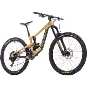 Santa Cruz Bicycles Nomad Carbon C XE Coil Complete Mountain Bike - 2018
