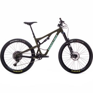 Santa Cruz Bicycles Bronson 2.1 Carbon S Limited Edition Complete Mountain Bike