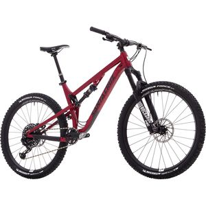 Santa Cruz Bicycles 5010 2.1 GX Eagle Complete Mountain Bike - 2018