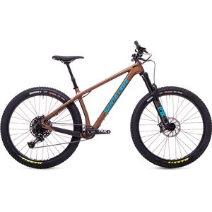 Santa Cruz Bicycles Chameleon Carbon 27.5+ R Complete Mountain Bike
