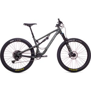 Santa Cruz Bicycles 5010 27.5+ R Complete Mountain Bike