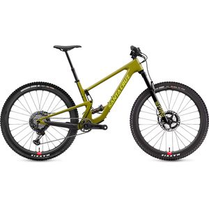 Santa Cruz Bicycles Tallboy 29 Carbon CC XTR Reserve Complete Mountain Bike