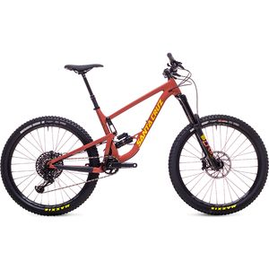 Santa Cruz Bicycles Bronson 27.5 S Complete Mountain Bike