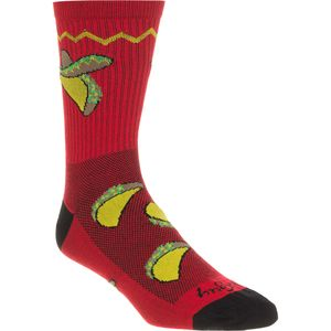SockGuy Taco Tuesday 6in Socks