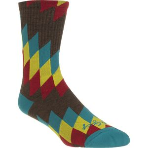 SockGuy Chief 6in Wool Sock