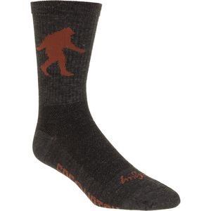 SockGuy Sasquatch 6in Wool Sock