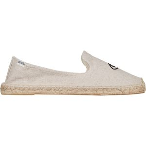 Soludos Embroidered Smoking Shoe - Women's