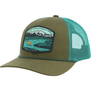 Sendero Provisions Co. Grand Teton National Park Hat