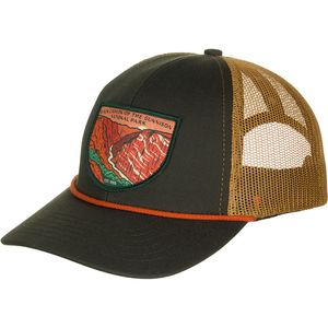 Sendero Provisions Co. Black Canyon of the Gunnison National Park Trucker Hat