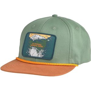 Sendero Provisions Co. Mount Rainer National Park Hat