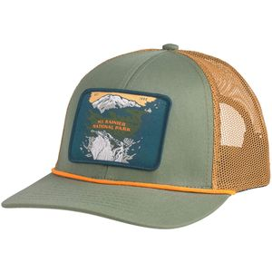 Sendero Provisions Co. Mt. Rainer National Park Trucker Hat