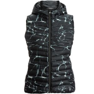 Spyder Timeless Hooded Down Vest - Women's