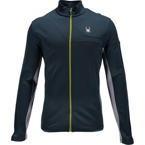 Spyder Eiger Wool Full-Zip Sweater - Men's