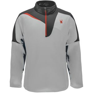 Spyder Charger Therma Stretch Zip-Neck Top - Men's