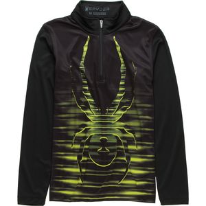 Spyder Powergrade Dry W.E.B. T-Neck Top - Boys'
