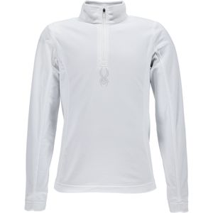 Spyder Chloe Velour Fleece Zip-Neck Top - Girls'