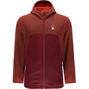 Spyder Capitol Hooded Fleece Jacket - Men's