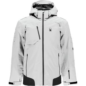 Spyder Pinnacle Hooded Jacket - Men's