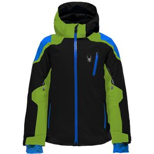 Spyder Speed Hooded Jacket - Boys'