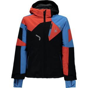 Spyder Leader Hooded Jacket - Boys'