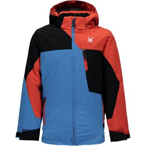 Spyder Ambush Hooded Jacket - Boys'
