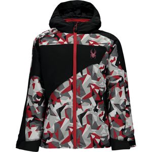 Spyder Reckon Hooded 3-In-1 Jacket - Boys'
