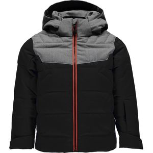 Spyder Mini Clutch Hooded Down Jacket - Toddler Boys'