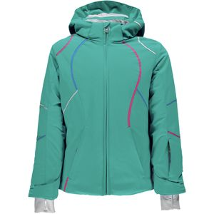 Spyder Tresh Hooded Jacket - Girls'