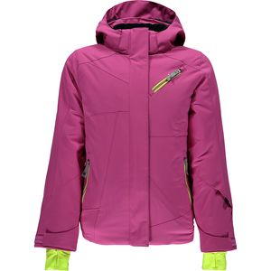 Spyder Lola Hooded Jacket - Girls'