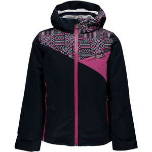Spyder Project Hooded Jacket - Girls'