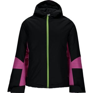 Spyder Charm Hooded Jacket - Girls'