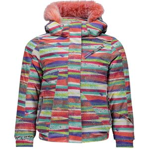 Spyder Lola Hooded Jacket - Toddler Girls'