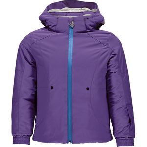 Spyder Glam Hooded Jacket - Toddler Girls'
