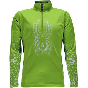 Spyder Limitless 1/4-Zip Dry Baselayer - Boys'