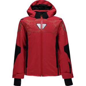Spyder Marvel Hero Hooded Jacket - Boys'