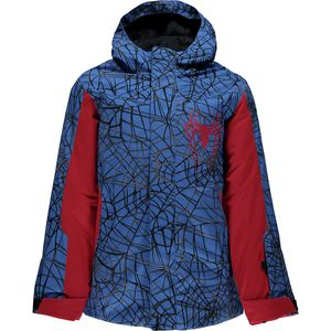 Spyder Marvel Hooded Jacket - Boys'