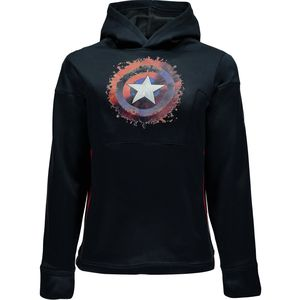 Spyder Marvel Riot Hooded Fleece Jacket - Boys'