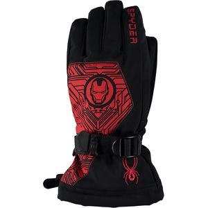 Spyder Marvel Overweb Glove - Boys'