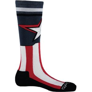 Spyder Marvel Bug Out Sock - Boys'