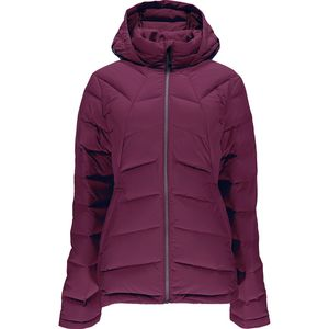 Spyder Syrround Hooded Down Jacket - Women's